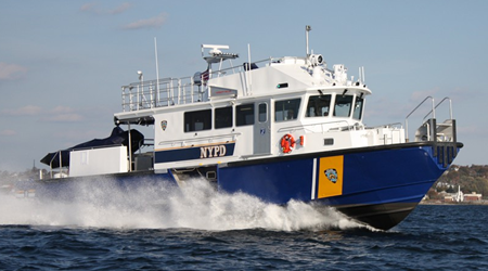 Commercial Safety and Security Boats