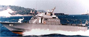Commercial Safety & Security Boats