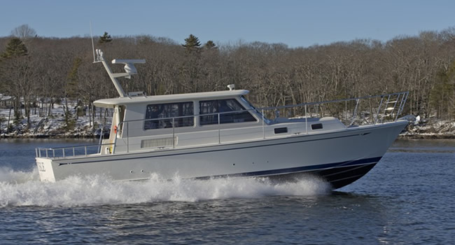 Commercial Transportation Boats 42' Commuter