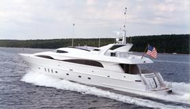 112' Motor Yacht