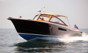38' Custom Yacht Cold Molded Express
