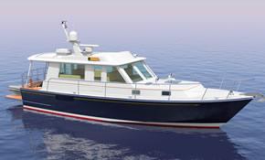 42' Custom Extended Hardtop Cruiser