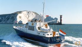 62' Custom Yacht Cabin Cruiser