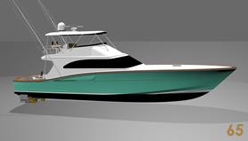 65' Custom Yacht SportFish