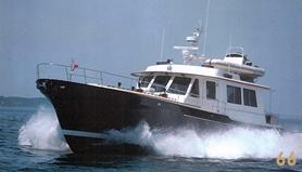 66' Custom Yacht Sedan Motor Yacht