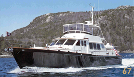 67' Custom Yacht Motor Cruiser