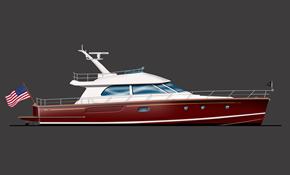 70' Custom Yacht Powerboat