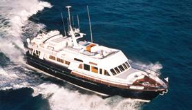 95' Motor Yacht