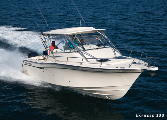 All of the Grady-White boats use the exclusive SeaV2 hull from the 18-foot ...