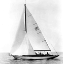 Concordia Harrier, Ray Hunt's Sailboat